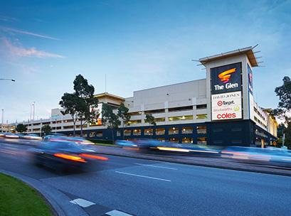 The Glen vicinity centre