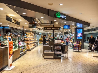 Woolworths has already announced it will open more smaller stores.
