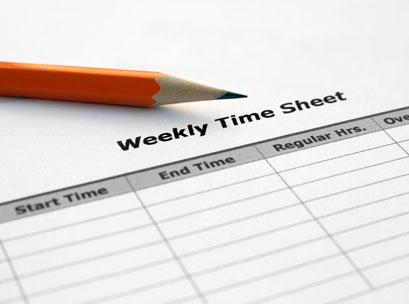 time sheet, pay, wage