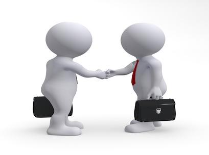 business, negotiation, deal
