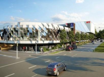 green hills shopping centre