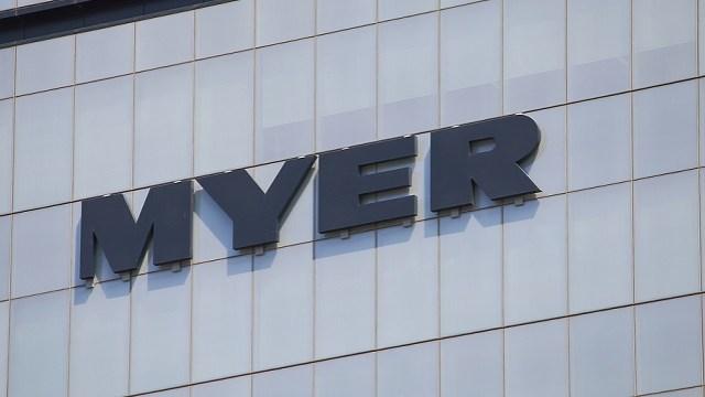 Image of Myer logo
