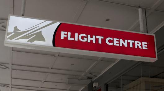 "Flight Centre eyes ""pent up demand"" as Australia opens up"