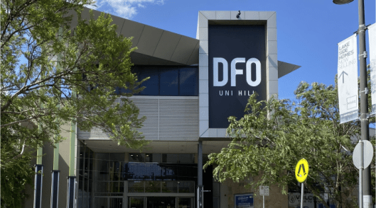 Vicinity Centres launches new DFO in Melbourne