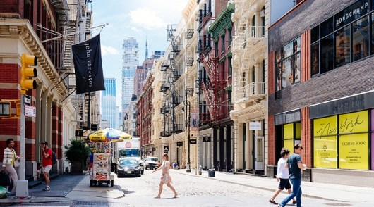 We need more buzzy precincts like NYC's SoHo. Here's how to build them