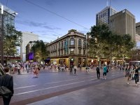Sydney to create 'world-class boulevard' on George Street