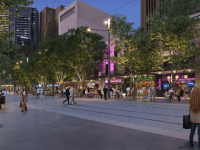 Behind Sydney's $43.5m redevelopment and 24-hour economy