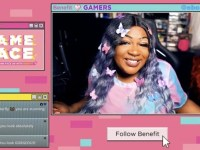 Game on: Benefit enters the world of Twitch