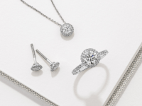 Sir Michael Hill teams up with  designer Anna Campbell on bridal pairings