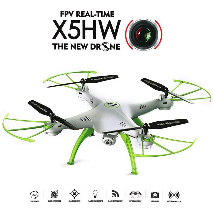 3. X5Hw SYMA RC DRONE- Best Drones under 25k in Nepal