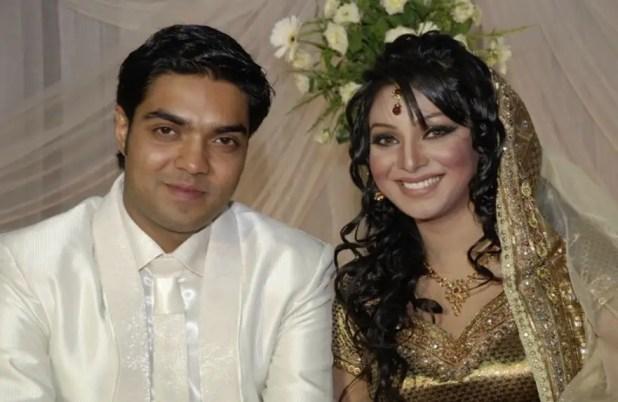 Sadia Jahan Prova and Rajib