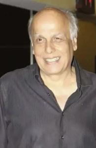 Alia Bhatt's father Mahesh Bhatt photo