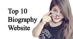 Top 10 bio website