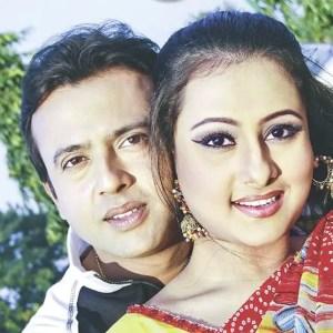 Actor Riaz and Actress Purnima photo