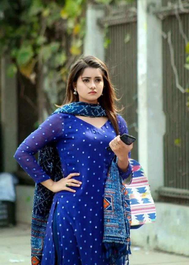 Bangladeshi actress Tanjin Tisha pic