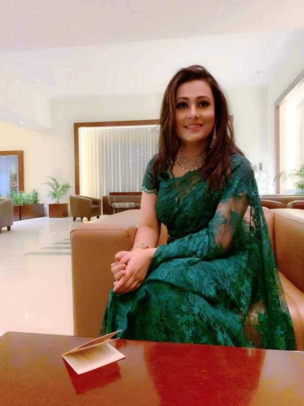 Actress Purnima photo