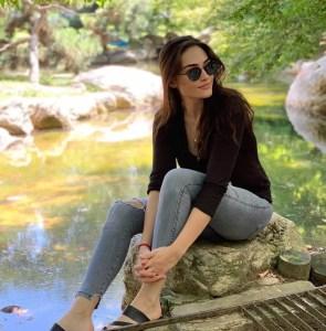 Turkey actress Esra Bilgic