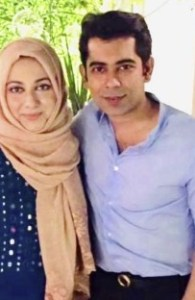 Andaleeve Rahman Partho wife photo