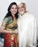 Madhuri Dixit father