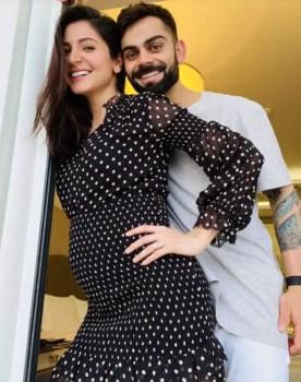Anushka Sharma Pregnant Photo