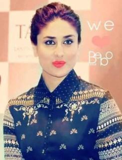 Kareena Kapoor Selfie Photo