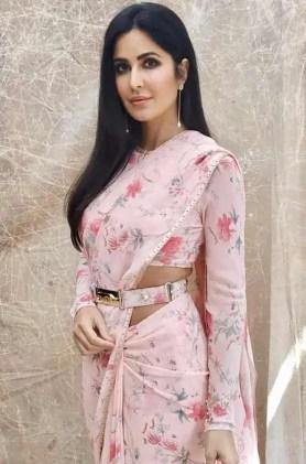 Katrina Kaif  Saree Photo