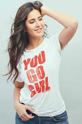 Katrina Kaif T-shirt Picture