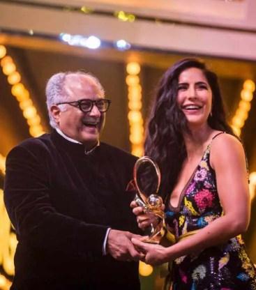 Katrina Kaif With Awards
