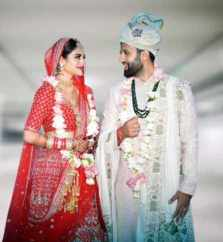 Nusrat Jahan Marriage picture