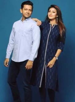 Tahsan with Bidya Sinha Saha Mim