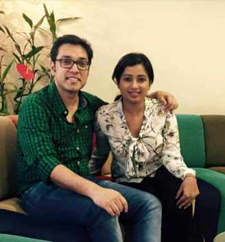 Anupam Roy with Shreya Ghoshal