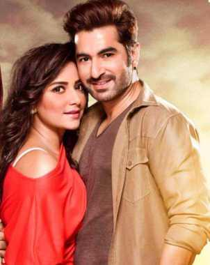 Jeet with Subhashree Ganguly
