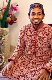 Musfipur Rahim with panjabi Photo