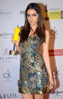 Shraddha Kapoor Award Photo