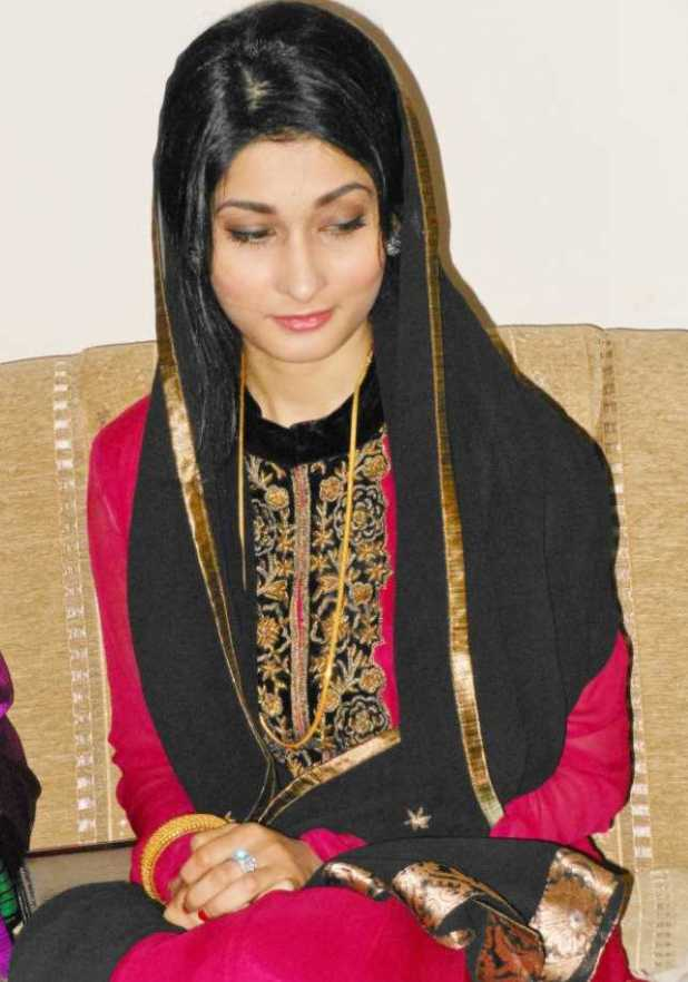 Umme Ahmed Shishir before marriage photo