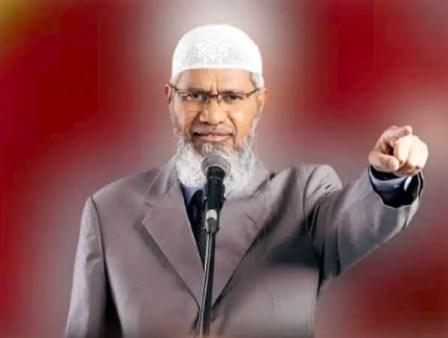 Zakir Naik HD Picture