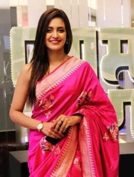 Priyanka Sarkar Saree Image
