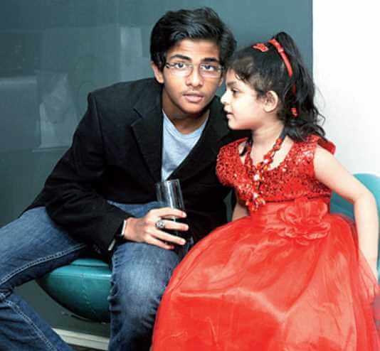 Rituparna Sengupta's Children Image