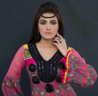 Zara Sheikh Modeling Image