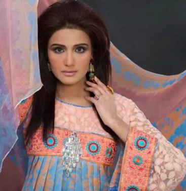 Zara Sheikh Modeling Photo