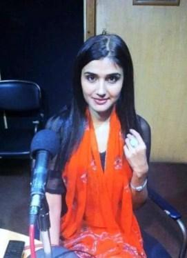 Zara Sheikh at Song Image