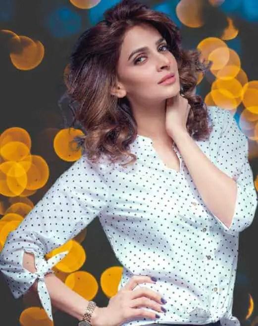 Saba Qamar HD Wallpaper