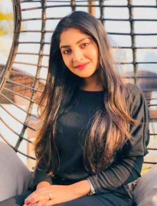 Nusrat Jahan Ontora HD T-Shirt Photo