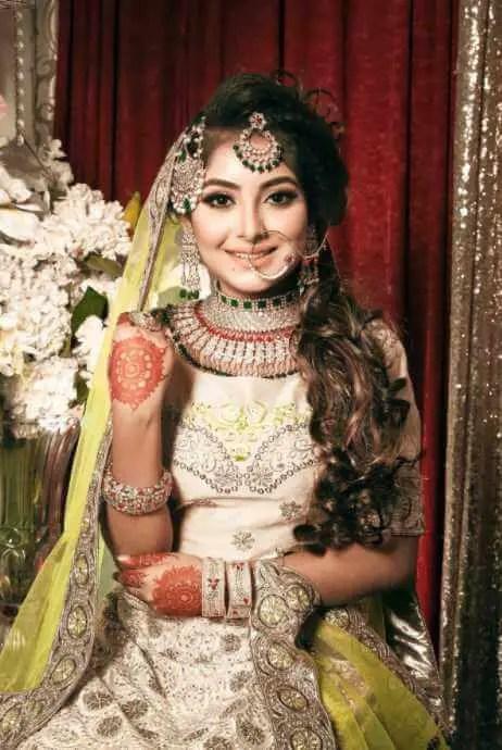 Nusrat Jahan Ontora Wedding Photo 03