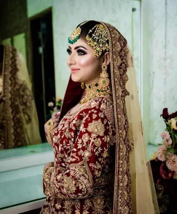 Nusrat Jahan Ontora wedding pic