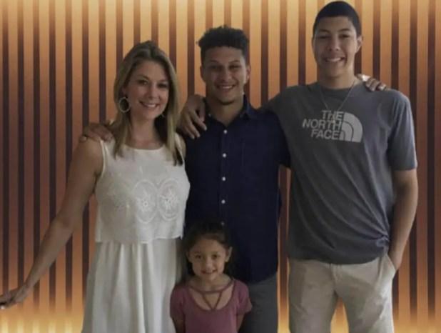 Randi Martin family picture