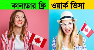 Canada Word Permit Visa application