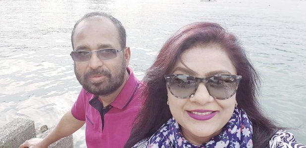 Helena Jahangir husband photo