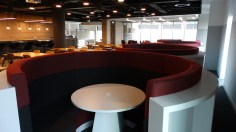 Open Plan Soft Seating Area