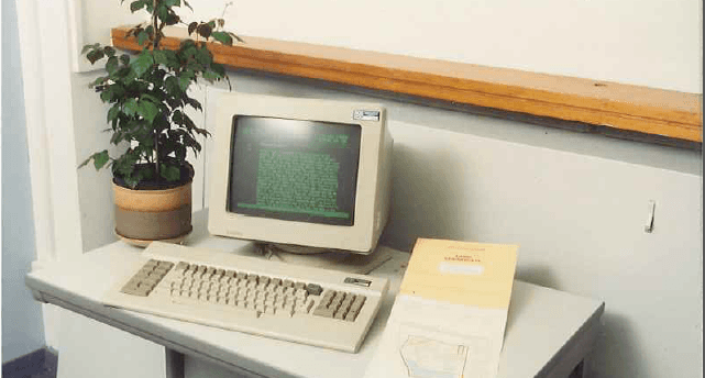 old tech